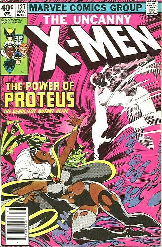 X-men #127 (Uncanny) NM- range John Byrne 1st Series & Print 1979