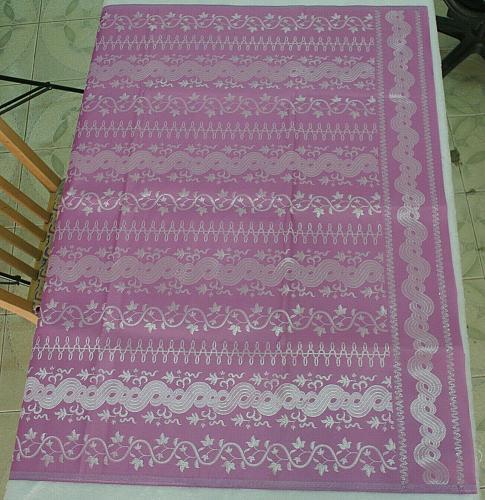 Myanmar Traditional Fashion Fabric for Clothing Dress Long longyi Skirt LY22