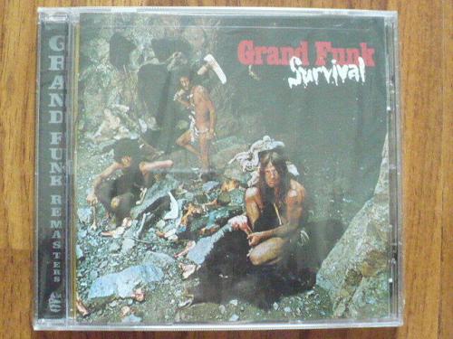 Grand Funk Railroad, Survival [Bonus Tracks] [US Remastered],Nov-2002, Capitol