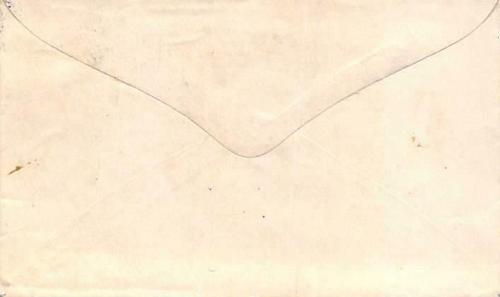 Salem VA Heart Fancy Cancel U58 Cover Circa 1867