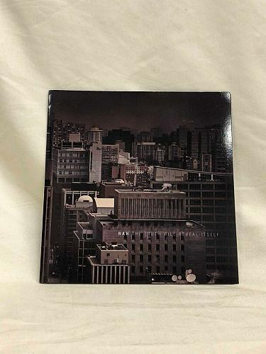 "Record 7"" Vinyl RAH - The Truth Will Reveal Itself Black 2009"