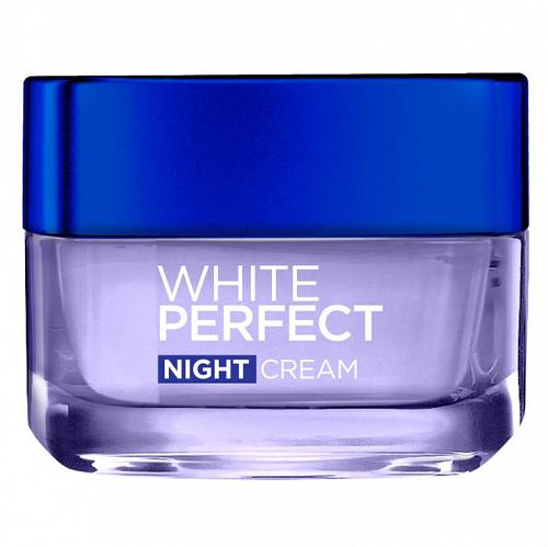 L'Oreal White Perfect Tourmaline Skin Whitening Night Cream 50ml 1.7oz