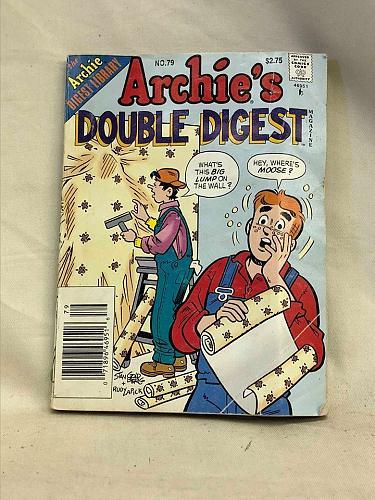 Comic Book Archie's Double Digest Archie's Comics #79 1995