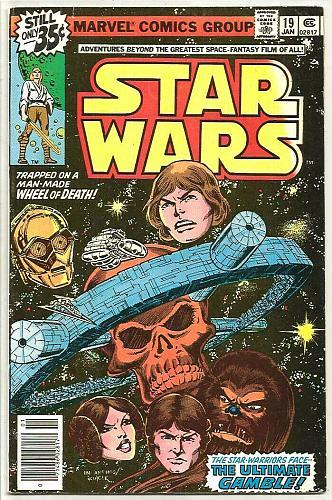 Star Wars #19 Marvel Comics 1st print & series Goodwin,Infantino, Wiacek 1978