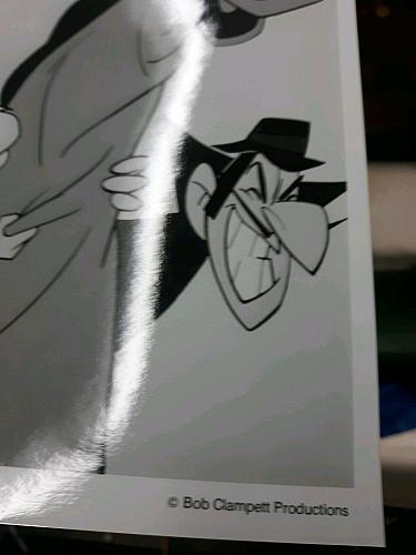 *Rare* BEANY and CECIL, Photography from Bob Clampett Productions100% authentic