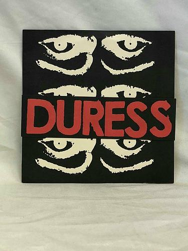 "Record 7"" Vinyl Duress - Indifference 2010"