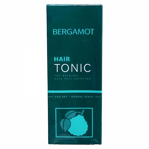 Bergamot Hair Tonic Reduces Hair Loss for Dry to Normal Hair 100ml