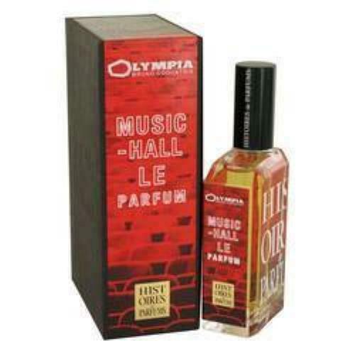Olympia Music Hall Eau De Parfum Spray (Unisex) By Histoires De Parfums