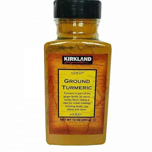 Kirkland Signature Ground Turmeric Spice 12 oz