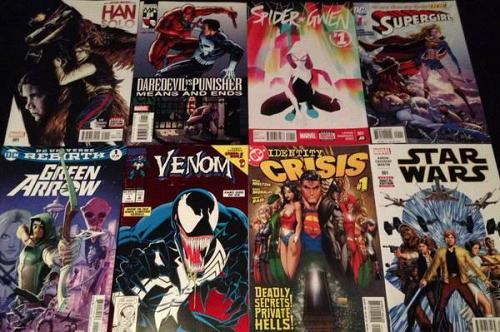 NEW Get a box lot of 15 collector comics with fast, free shipping! Marvel others