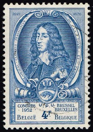 Belgium #440 Count Lamoral II; Used (5Stars)  BEL0440-02XRP