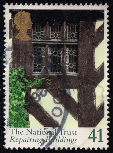 Great Britain #1610 Repairing Buildings; Used (1.20) (1Stars)  GBR1610-01XVA