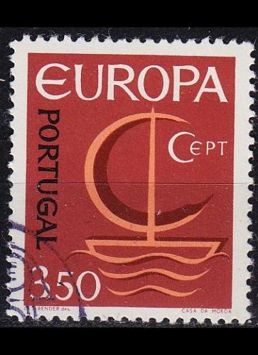 PORTUGAL [1966] MiNr 1013 ( O/used ) CEPT