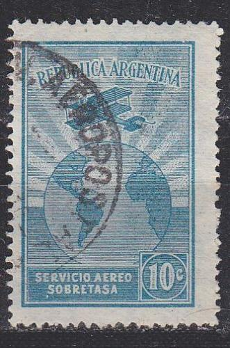 ARGENTINIEN ARGENTINA [1928] MiNr 0314 ( O/used )