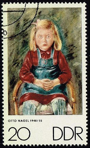 Germany DDR **U-Pick** Stamp Stop Box #159 Item 57 |USS159-57