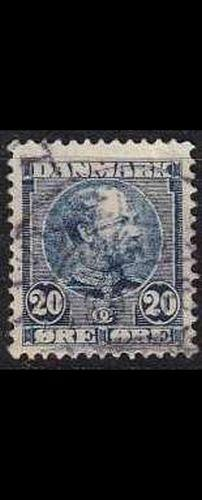 DÄNEMARK DANMARK [1905] MiNr 0049 ( O/used )