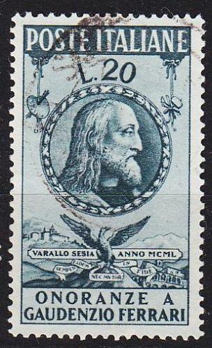 ITALIEN ITALY [1950] MiNr 0795 ( O/used )