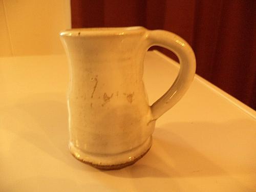 Whimsical Stoneware Mugs