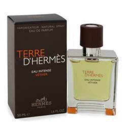 Terre D'hermes Eau Intense Vetiver Eau De Parfum Spray By Hermes