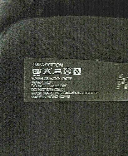 DEBENHAMS womens RED HERRING Sz 12 EU 40 L/S black CORDUROY button jacket (B5)