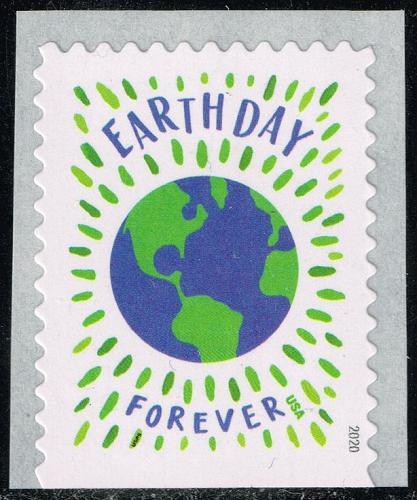US #5459 Earth Day; MNH (5Stars) |USA5459-03