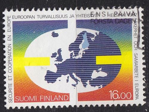 FINLAND SOUMI [1992] MiNr 1166 ( O/used )