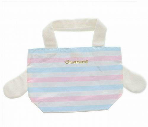 New Hello Kitty Cinnamoroll Tote Bag: Soft Sanrio Free Shipping