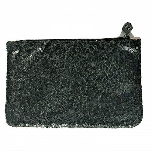 Betty Boop Ipsy Makeup Cosmetic Zip Up Pouch Bag Sequin