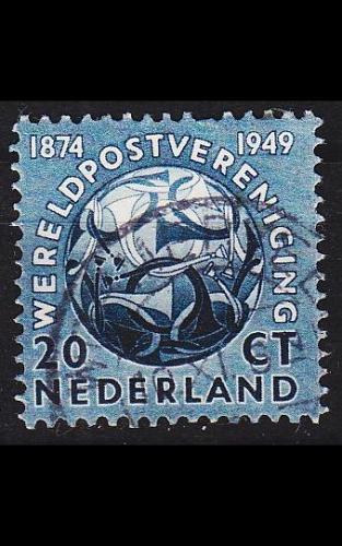 NIEDERLANDE NETHERLANDS [1949] MiNr 0545 ( O/used )