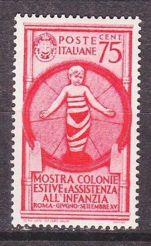 ITALIEN ITALY [1937] MiNr 0565 ( */mh )