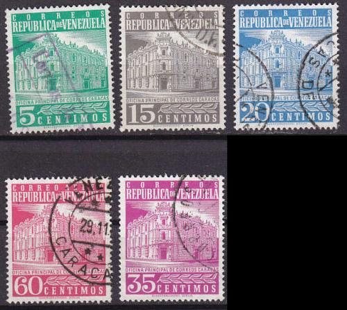 VENEZUELA [1958] MiNr 1197 ex ( O/used ) [02] Architektur