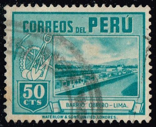 Peru **U-Pick** Stamp Stop Box #158 Item 51 |USS158-51