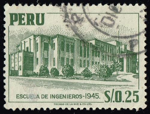 Peru **U-Pick** Stamp Stop Box #158 Item 67 |USS158-67