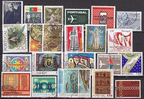 PORTUGAL [Lot] 37 ( O/used )