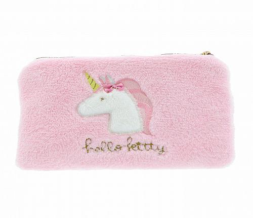 New Hello Kitty Pouch Pink Fairy Tale Free Shipping