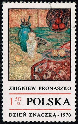 Poland **U-Pick** Stamp Stop Box #151 Item 24  USS151-24