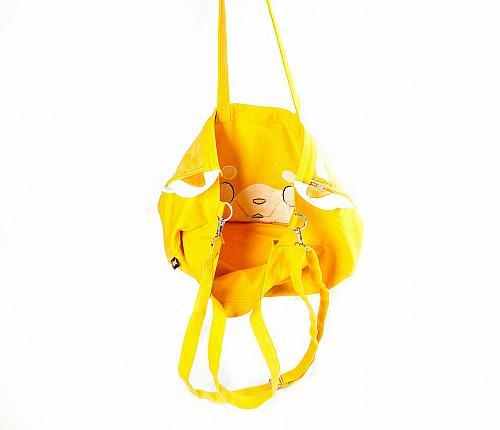 New Hello Kitty Aggretsuko Ai-tatA Bag Starter Kit Sanrio Free Shipping