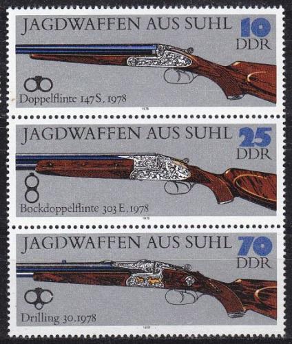 GERMANY DDR [1978] MiNr 2376 SZd175 ( **/mnh )