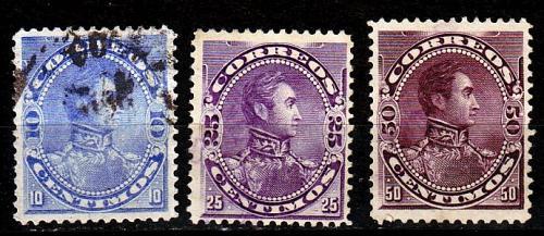 VENEZUELA [1893] MiNr 0042 ex ( O/used ) [01]