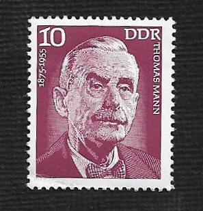 German DDR Hinged Scott #1626 Catalog Value $.25