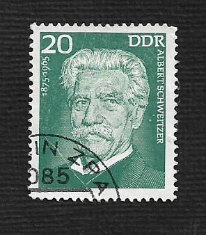 Germany DDR Used Scott #1627 Catalog Value $.25