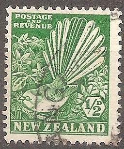 [NZ0203] New Zealand: Sc. no. 203 (1936-1942) Used