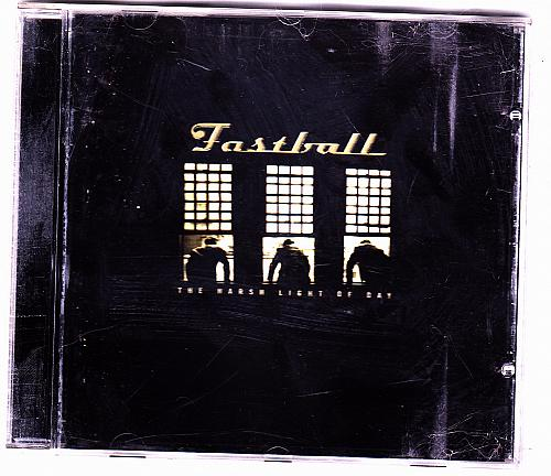 The Harsh Light of Day by Fastball CD 2000 - Very Good