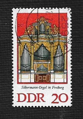 Germany DDR Used Scott #1708 Catalog Value $.25