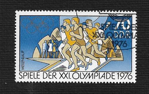 Germany DDR Used Scott #1725 Catalog Value $1.50