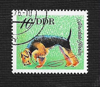 Germany DDR Used Scott #1750 Catalog Value $.25