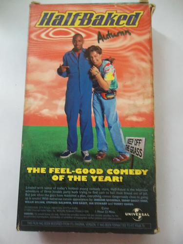 HALF BAKED (VHS) DAVE CHAPPELLE (COMEDY), PLUS FREE GIFT
