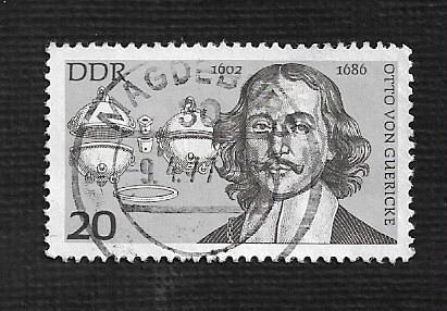 Germany DDR Used Scott #1793 Catalog Value $.25