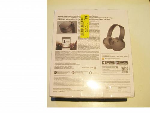 NEW! Sony XB950N1 Extra Bass Wireless Noise Canceling Headphones
