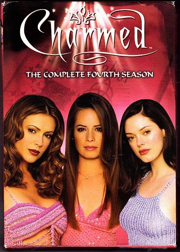 Charmed - All 8 Seasons - Complete Series DVD Lot - Good